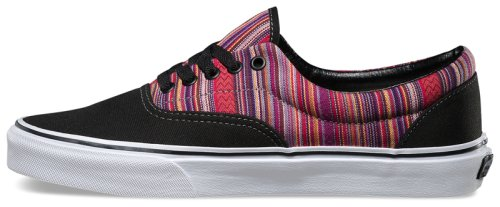 Кеды Vans Fall 2015 U ERA (GUATE WEAVE) Black/Multi