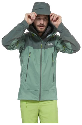 Куртка The North Face M DIAD JACKET POMPEIAN RED