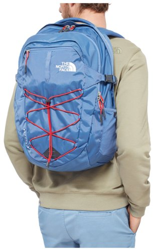 Рюкзак городской The North Face BOREALIS TNF BLACK
