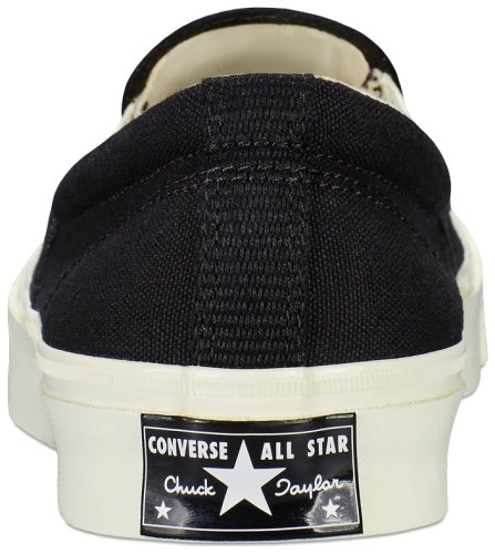 Кеды Converse DECK STAR 70 SLIP BLACK/WHITE/EGRET