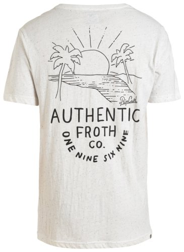 Футболка Rip Curl AUTHENTIC FROTH TEE