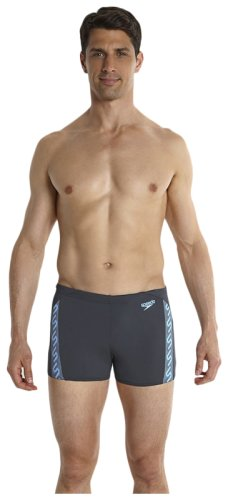 Плавки SPEEDO Monogram Aquashorts AM NAVY/GREEN