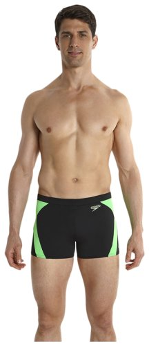 Плавки SPEEDO Logo Graphic Splice Aquashort